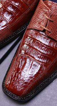 3c66c2380e4e Exotic Skin Shoes for Men